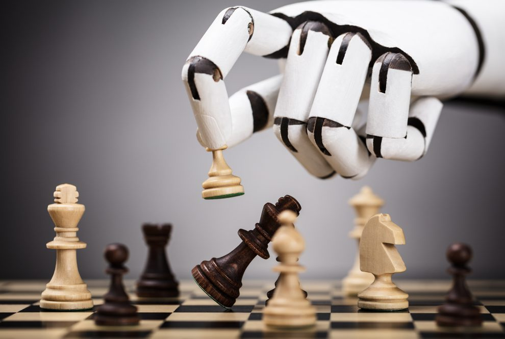 Garry Kasparov on chess, AI and the relationship between technology and privacy