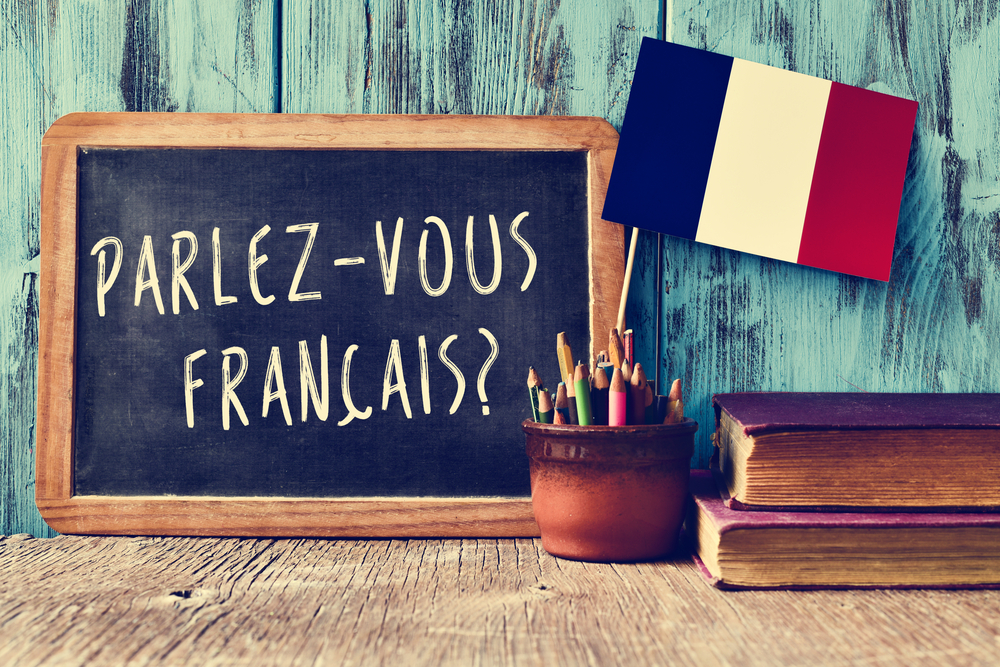 Could French become the second global language in the world, after English?
