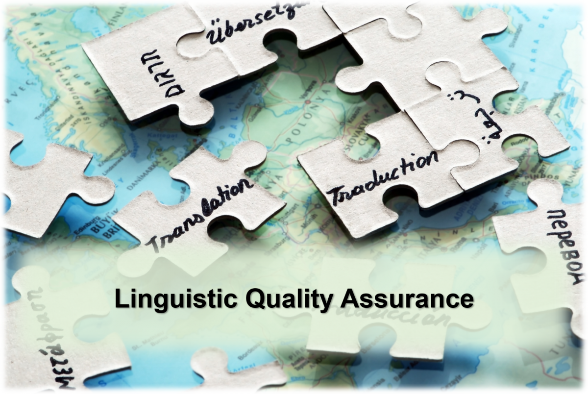 The Chaos Management Skills Assessment Series: A Test Translation Case Study Episode 4 – Linguistic Quality Assurance and Optical Check