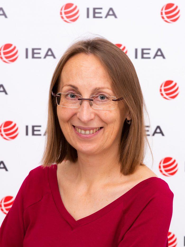 Paulína Koršňáková from IEA