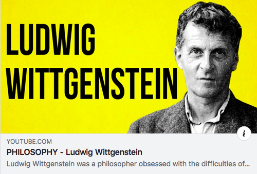 Ludwig Wittgenstein's theory of language made simple – and fun – by philosopher Alain de Botton