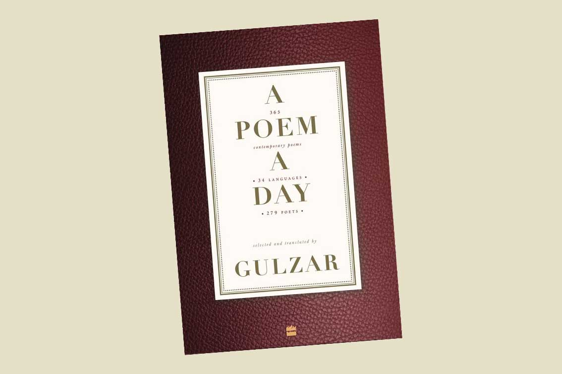"""A poem a day"", 365 poems in 34 languages by 279 poets: a tribute to the many languages of India"