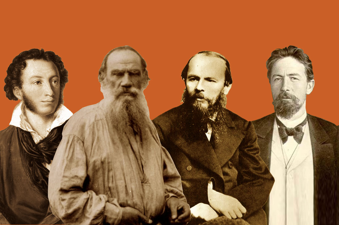Russian literary classics set in 2020: updates to Russia's greatest books