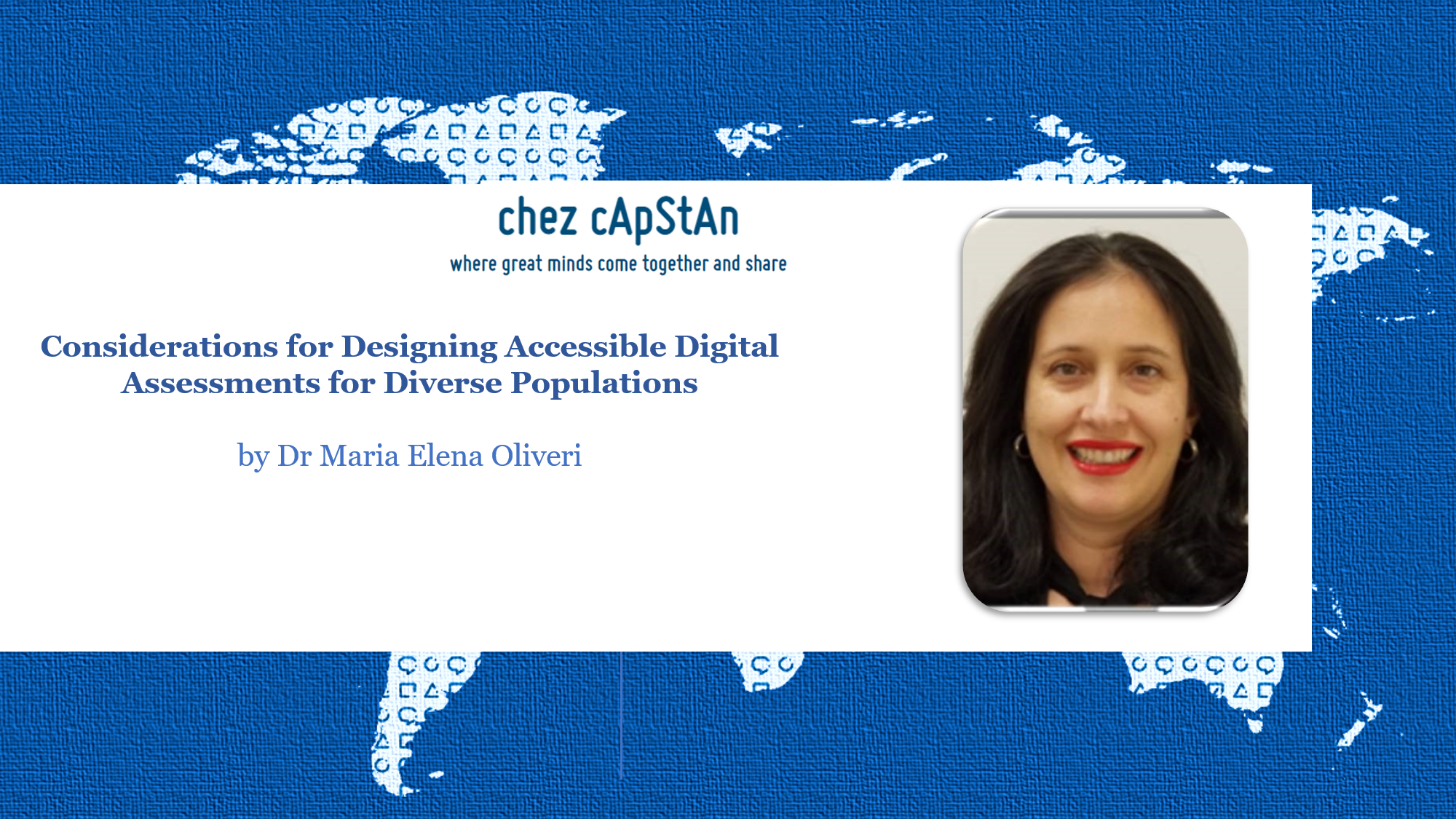 Considerations for Designing Accessible Digital Assessments for Diverse Populations