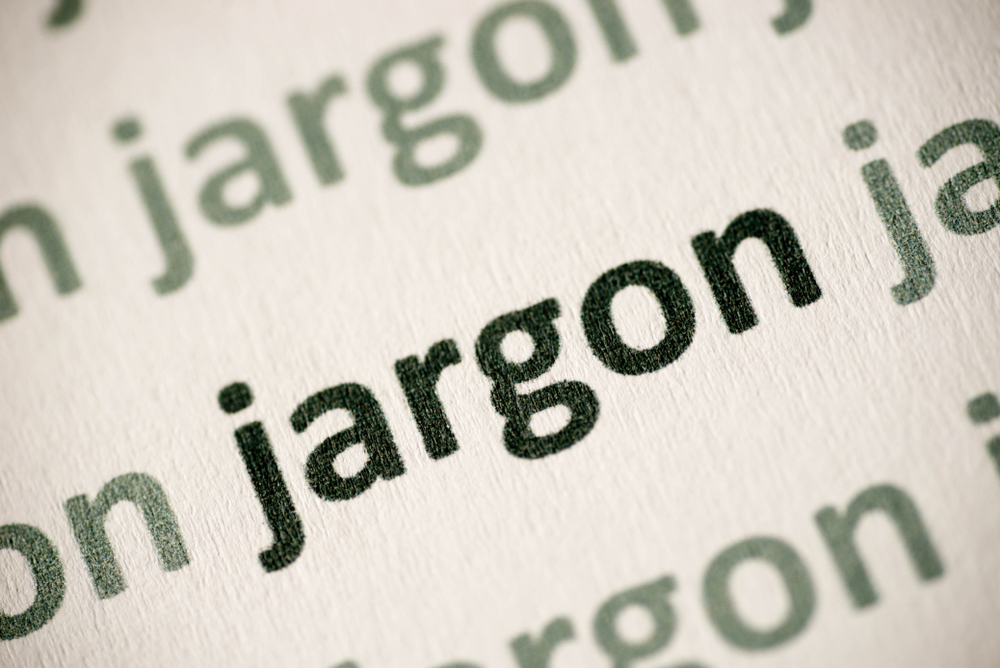 In defence of jargon – it might be annoying but it also has its uses, including for status compensation