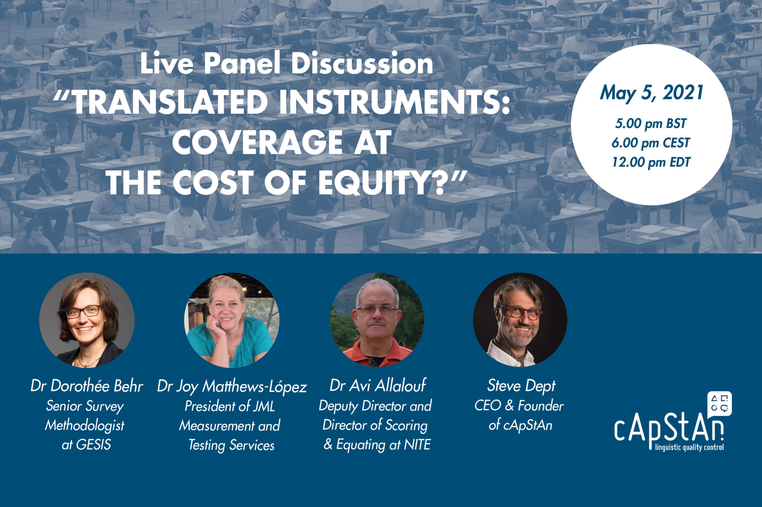 Translated Instruments: Coverage at the cost of Equity?